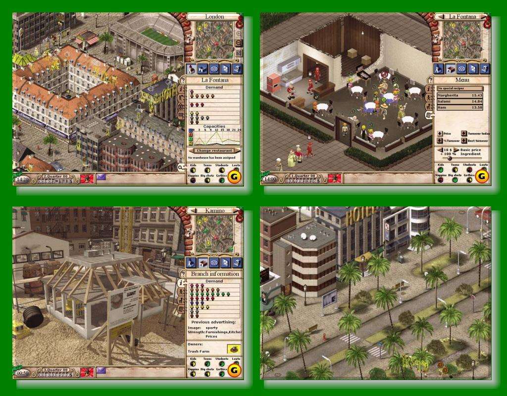 Play Fast Food Tycoon  Online Free